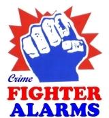 Crimefighter Alarms