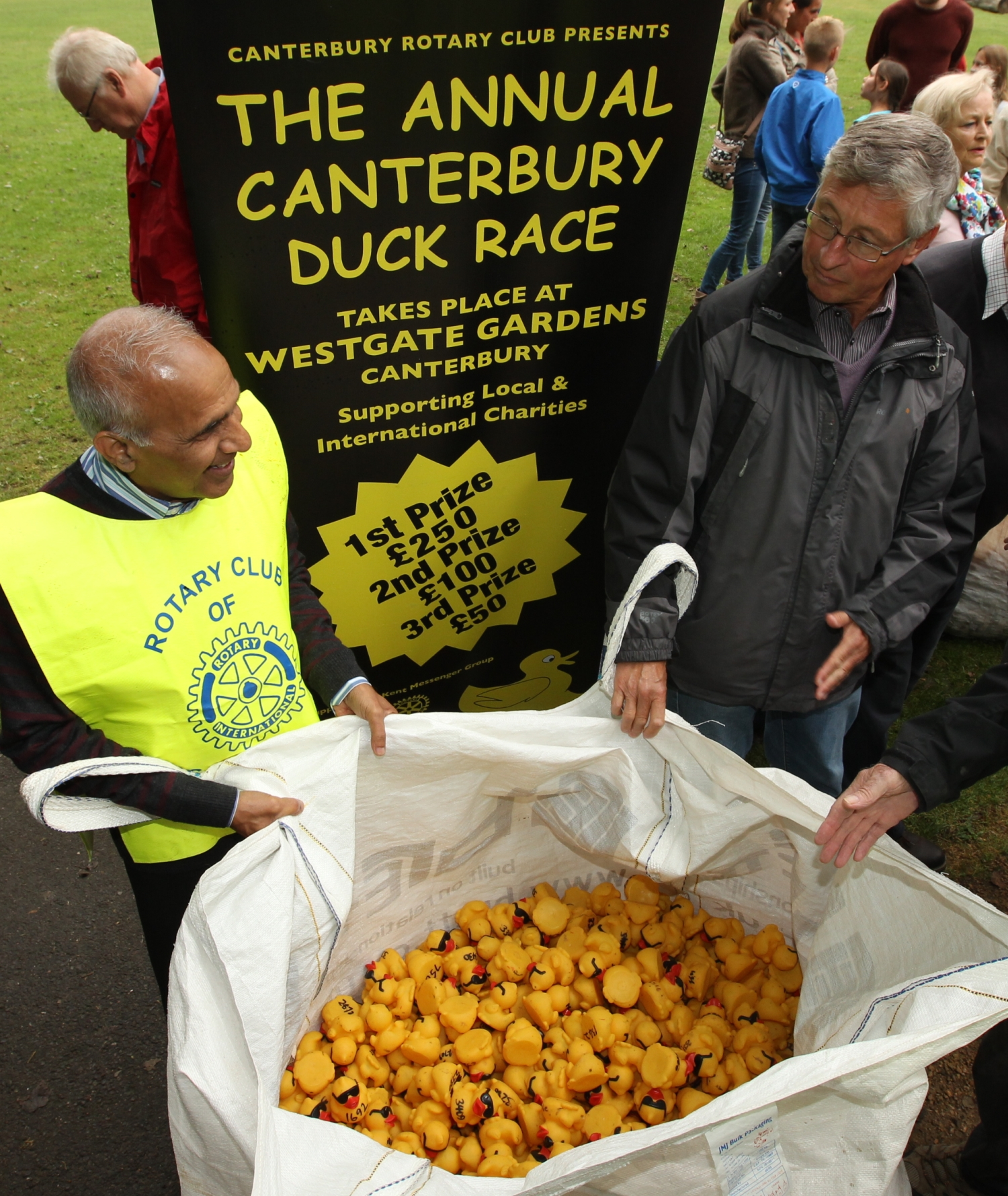 Bags of Ducks