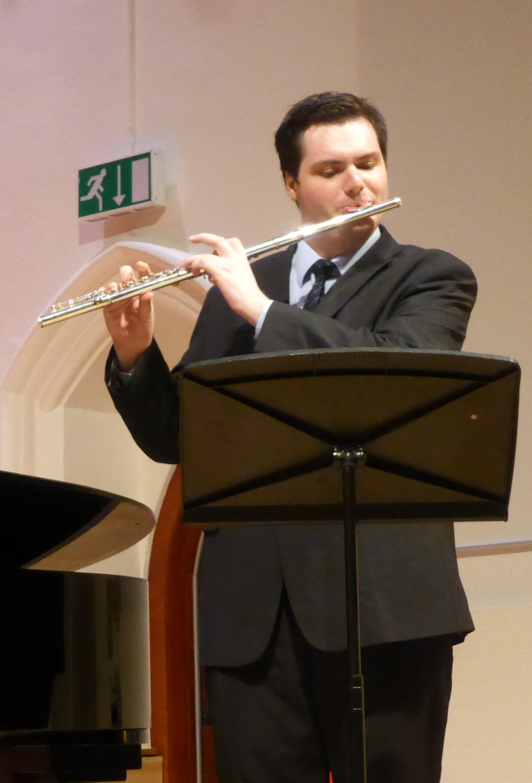 Brendon Powney Flute