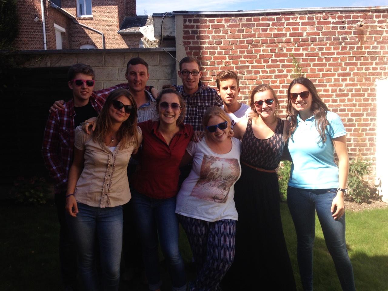 Mini Group Study Exchange 2015