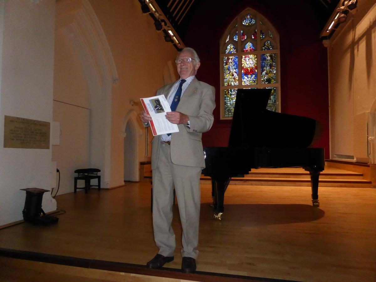 John Harris introduces