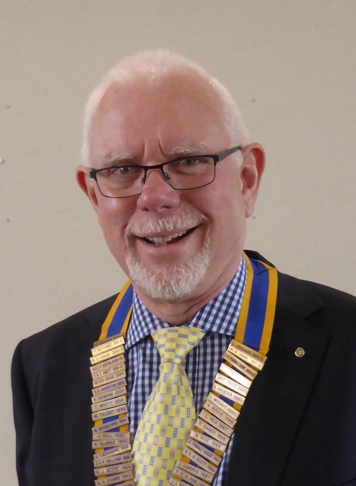 President Martin Ward