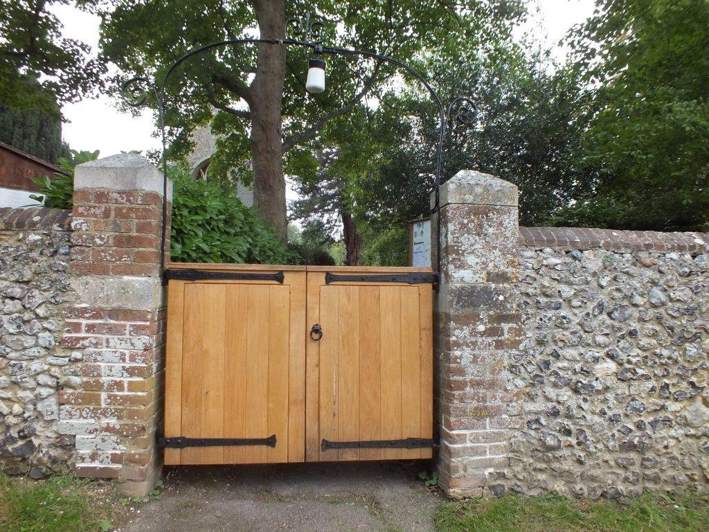 Roe Memorial Gates