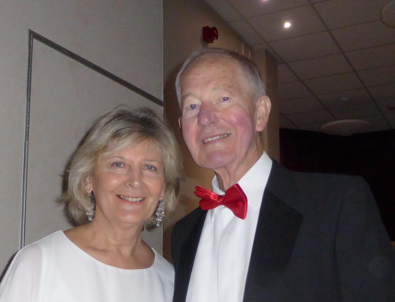 Pauline and John Beckett