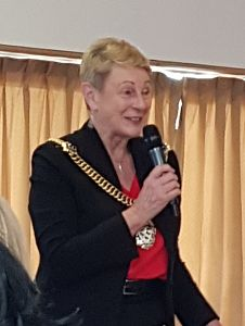 Lord Mayor Rosemary Doyle