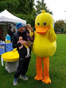 Result of the 2017 Duck Race
