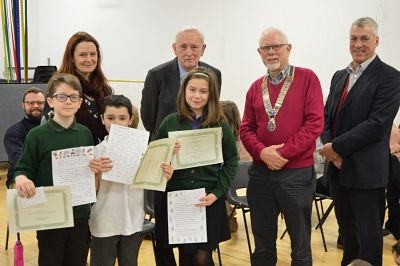 Children's Christmas Writing Competition