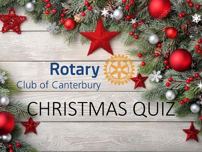A fun Christmas quiz for our Members 2020