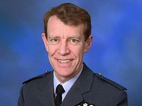 Air Marshal Christopher Nickols