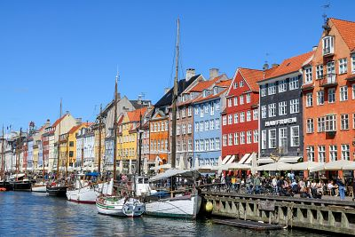 Our Members' hobbies - trips to Denmark