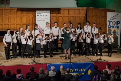 Top Choir Kent 2017 Report