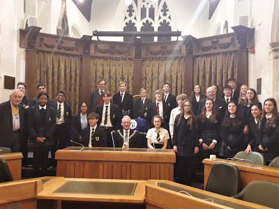 ESU Churchill National Public Speaking Competition 2020