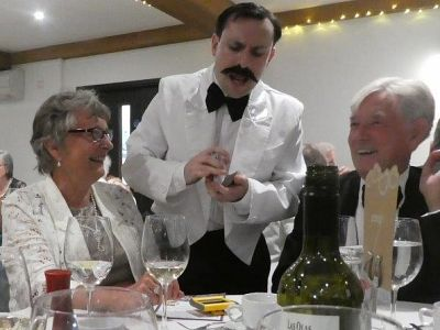 Guest evening - Fawlty Towers experience