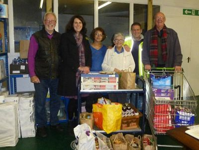 Canterbury Food Bank Support - Latest