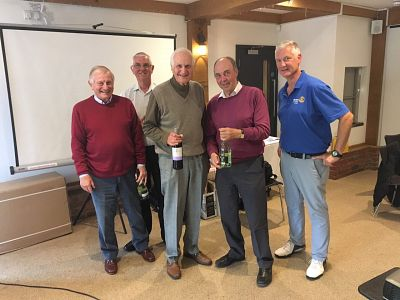 Rotary Club of Canterbury Sunrise's Golf Day