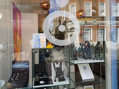 Ducks can be sponsored at Iconic Jewellery Store in Canterbury.