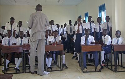 Juba Secondary School Project