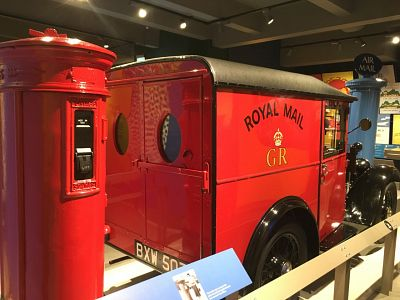Vocational trip: Postal Museum & Mail Rail