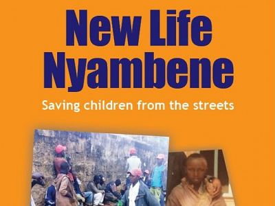 Donation to New Life Nyambene