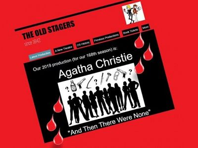 The Old Stagers/Agatha Christie Thriller