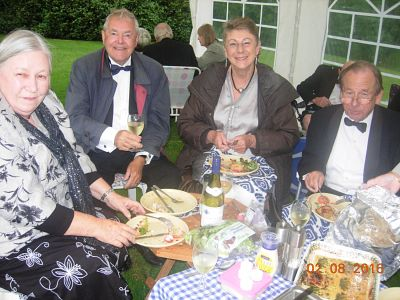 Black Tie Picnic at Charlton Park