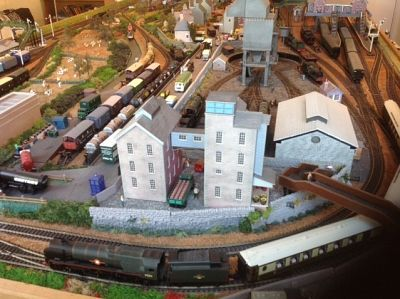 Our Members' hobbies - model railways