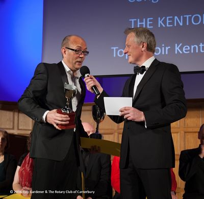 Top Choir Kent 2016 in Pictures