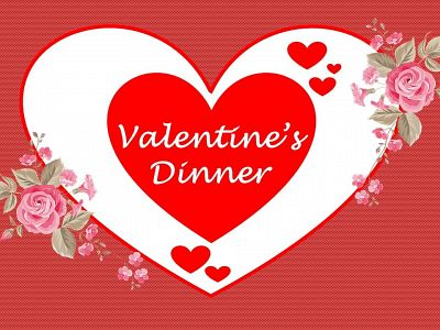 Valentine's Dinner - a guest evening