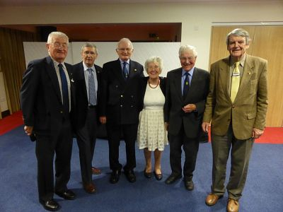 Rotary Celebrates Links with Russian Club