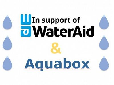 Donations - Aquabox & WaterAid