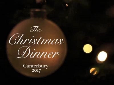 Canterbury Christmas Dinner 2017 - for care leavers